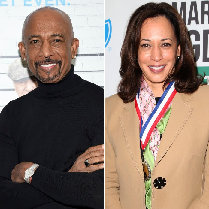 Montel Williams Is Kamala Harris' Ex and He Already Addressed Their Past Romance