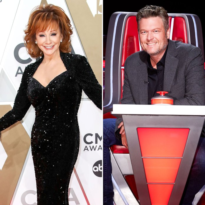 Reba McEntire Confirms She Turned Down Offer to Coach The Voice Before Blake Shelton Signed On