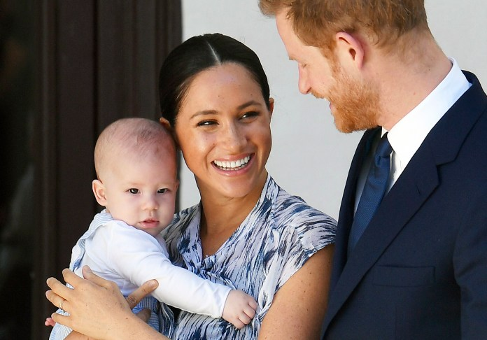 Royal Family Members Were Looking Forward to Seeing Prince Harry Meghan Markle's Son Archie for Holidays