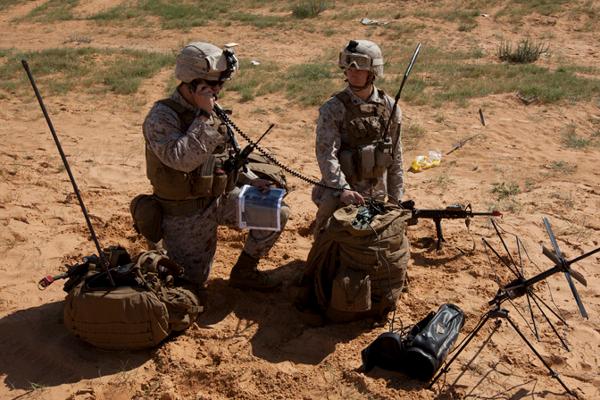 Communications Officer Billets - USMC OFFICER