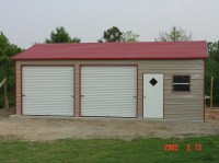 Metal Garages | Florida FL | Prices