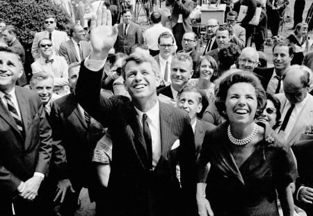 Kennedy Announces Peace Corps