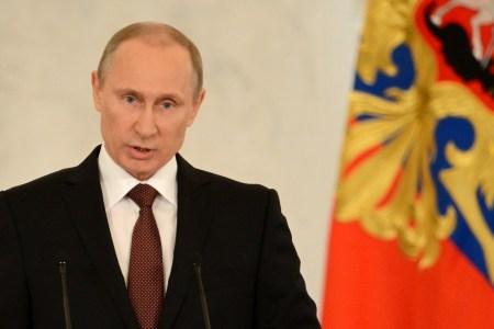 Vladimir Putin Crimea Speech