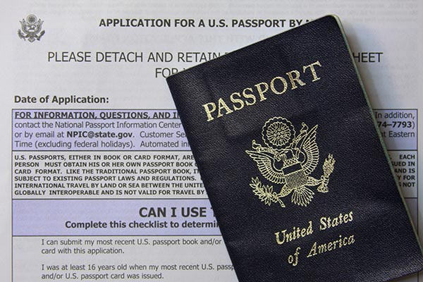 US Passport Application - Guide to US Passport Forms 2018