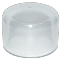 Can the clear PVC fittings be used on the clear Acrylic or ...