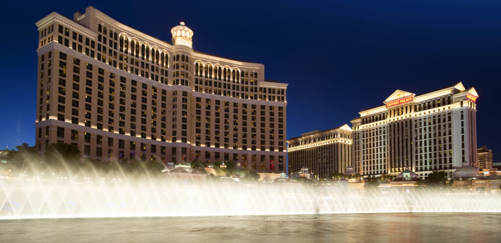 Bellagio Poker Cage Robbed At Gunpoint, Eyewitnesses Report