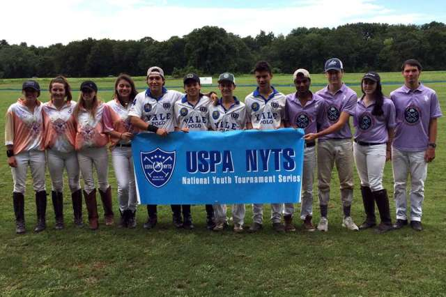 Simsbury Polo Club NYTS Qualifier group.