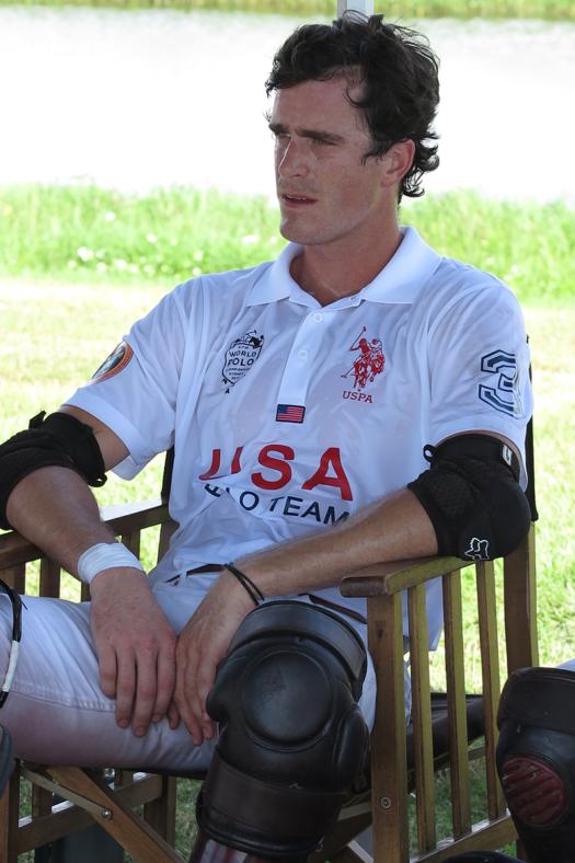 Team USA's Felipe Viana.