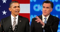 Obama/Romney Debate Schedule