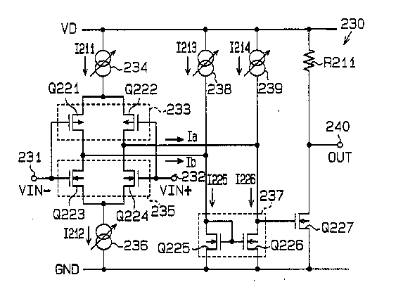 connecting audio amplifiers in series