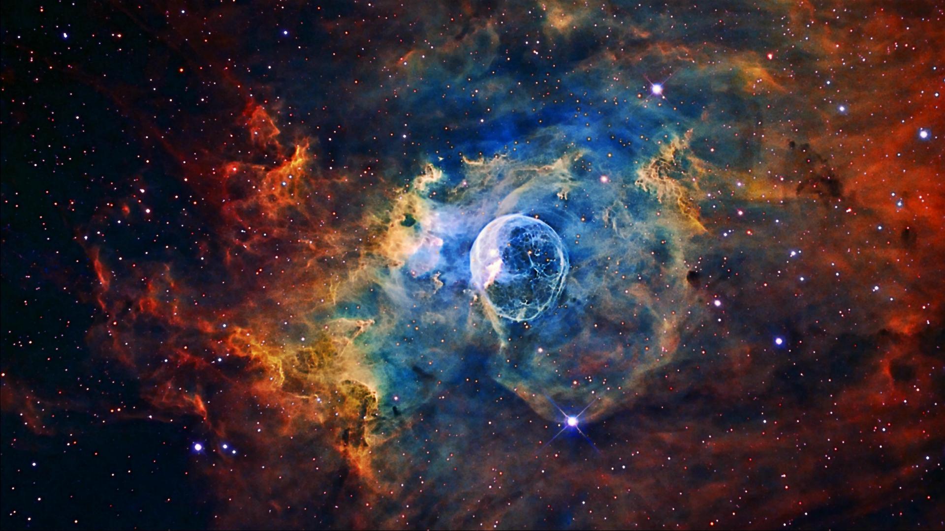 Car Chase Wallpaper Hd Stellar Bubble Nebula Image For Hubble S 26th Anniversary
