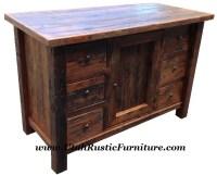 Bradley's Furniture Etc. - Rustic Bathroom Vanities