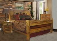 Bradley's Furniture Etc. - Utah Rustic Bear Paw Barnwood ...