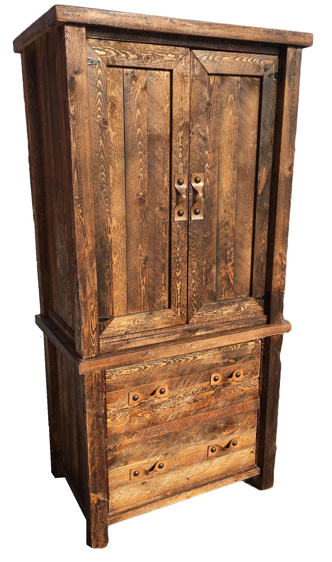 Bradley39s Furniture Etc Rustic Armoires