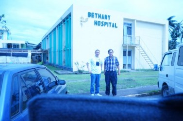 Yolanda Medical Mission 2014