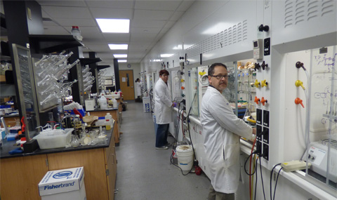 About Us Medicinal Chemistry Lab - UT Southwestern, Dallas, Texas