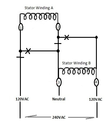 4 prong generator plug wiring diagram electrical question