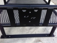 Baja Spare Tire Rack - Lovequilts