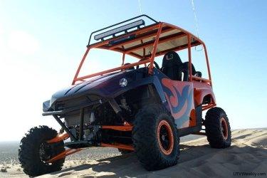 2010 Kawasaki Teryx built by Custom Creations