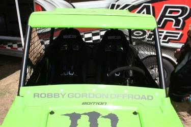 Robby Gordon Polaris RZR S