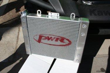 PWR Performance - Kawasaki Teryx Radiator