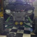 CBR Radiator Install on a Kawasaki Teryx Review