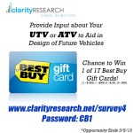 ATV & UTV Owners – A Survey That Matters