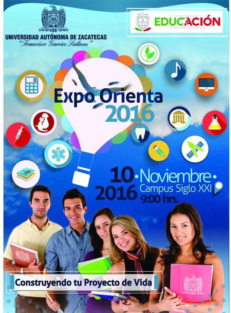 POSTER EXPO ORIENTA 2016