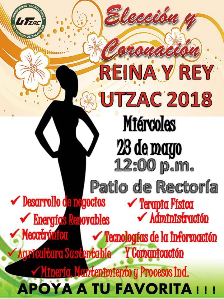 Invita Rectoría de la UTZAC a celebrar el Día del Estudiante