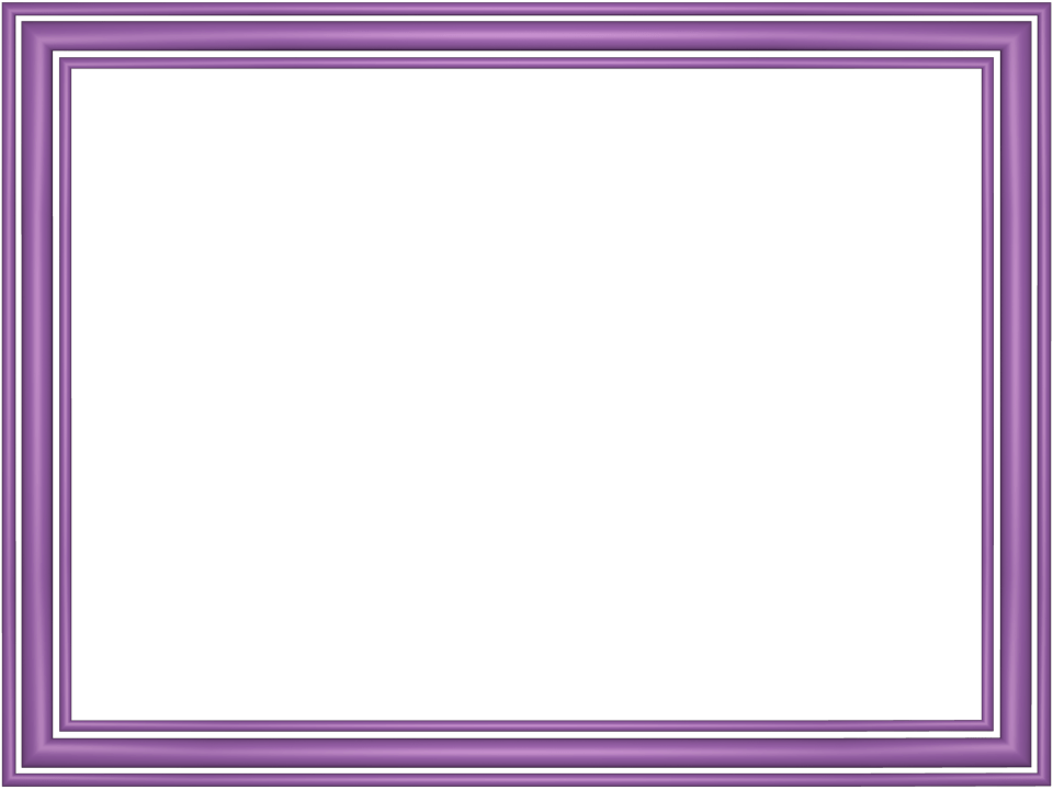 Cute Bordered Pastel Flower Wallpaper Mauve Elegant 3 Separate Bands Rectangular Powerpoint
