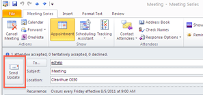 Outlook 2007 Calendar Events Disappear Outlook User Gets Meeting Reminders To Events That No Create A Recurring Meeting Outlook 2010 And 2013