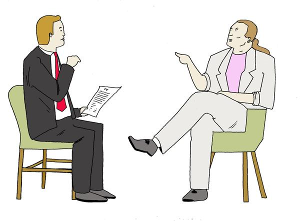Common Job Interview Questions with Answers