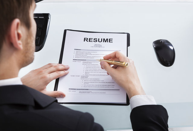 10 Steps How to Write a Resume - your resume