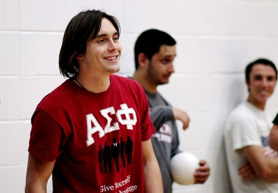 Alpha Sigma Phi fraternity wins national honor | University of Wisconsin-Whitewater