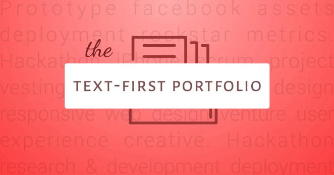 ux-beginner-the-text-first-ux-portfolio