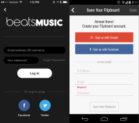 Successful Mobile Applications: Using UI Design Patterns