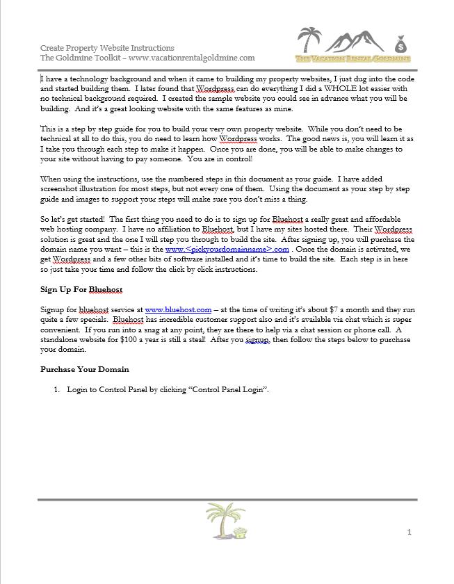 Create_Website_Instructions