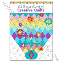 Coloring Book of Creative Quilt Designs - Dixon's Vacuum ...