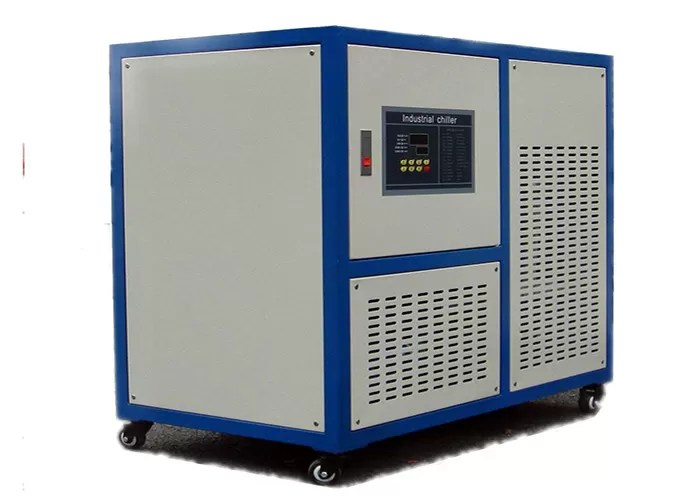 Food Freshness Customized Industrial Water Chiller Low