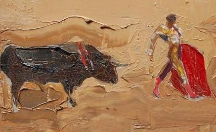 Exposició de pintura taurina a Barcelona