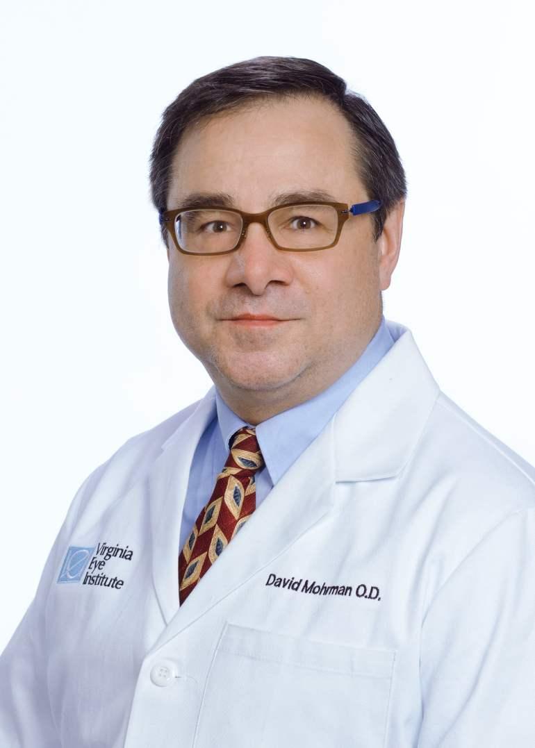 David Mohrman O.D. :