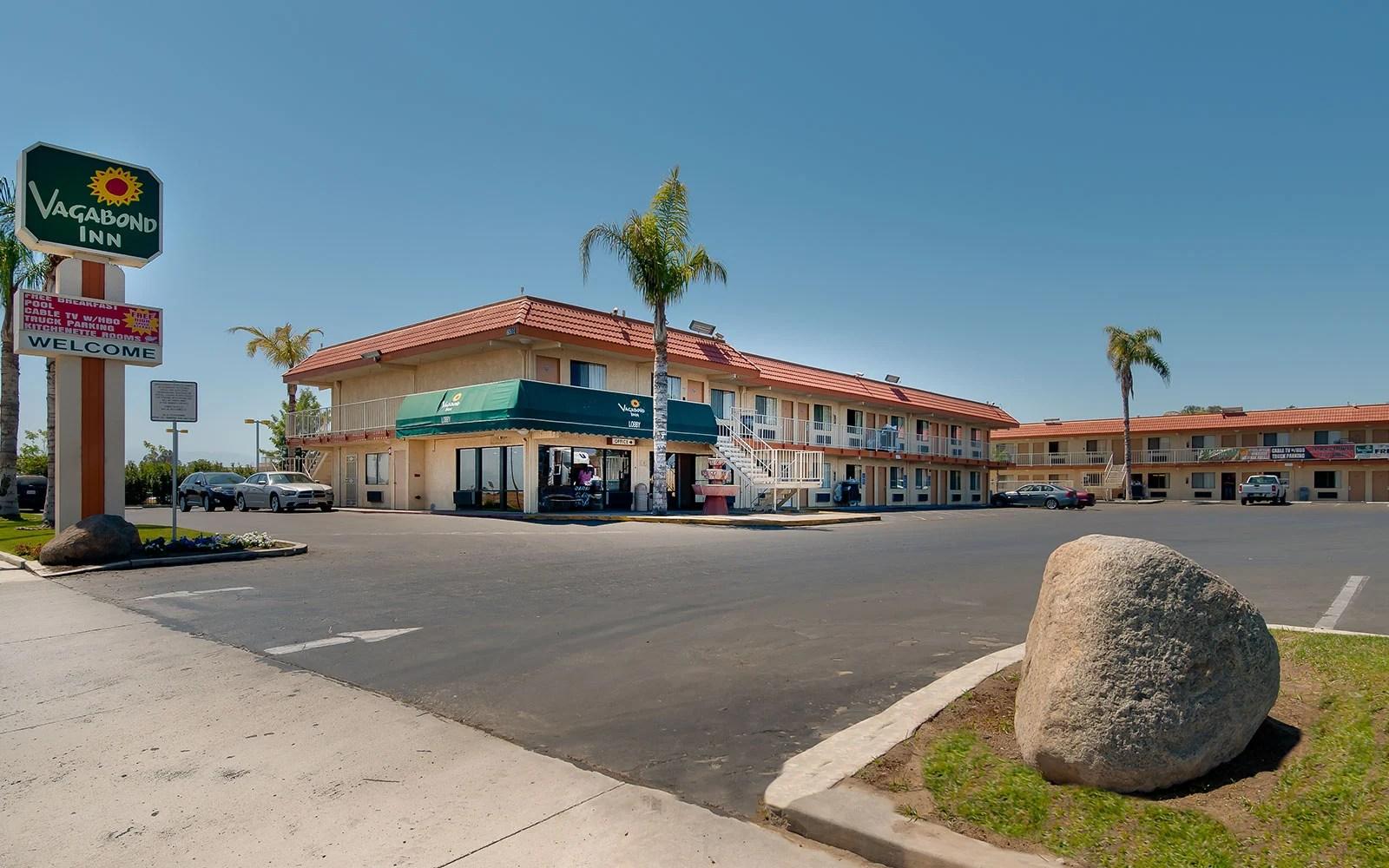 South Bakersfield Ca Hotel Vagabond Inn Bakersfield South