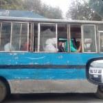 Dhaka bus