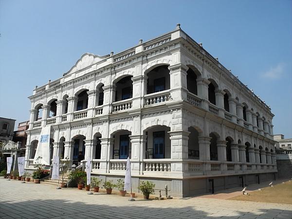 Western style mansion on Kinmen