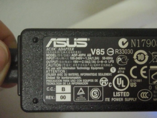 Most laptop computer voltage can handle 100 to 240 volts