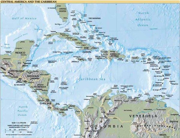 Connecting the dots to El Salvador, Belize, Cuba