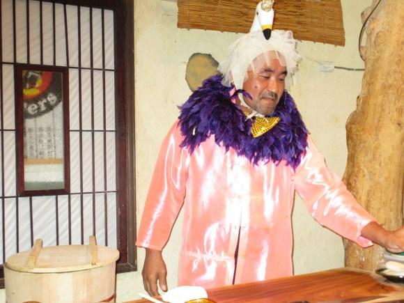 Kumamoto-san  sushi chef