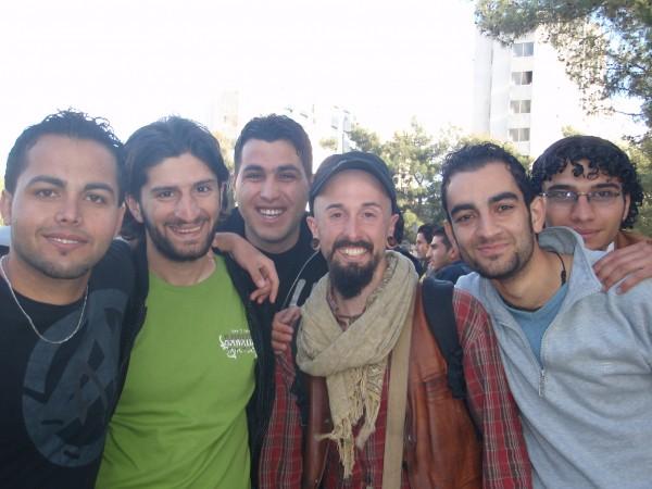 Kurds in Damascus