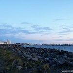 The Sea at Reykjavik