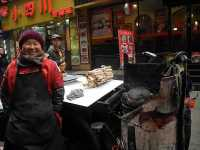 Nanchang street vendor